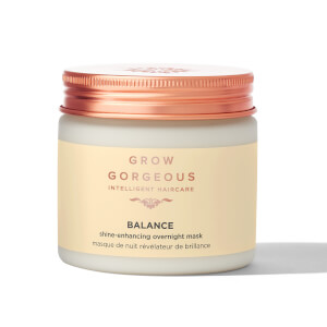 Grow Gorgeous Balance Shine-Enhancing Overnight Mask 200ml