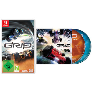 GRIP: Combat Racing + Official Soundtrack CD