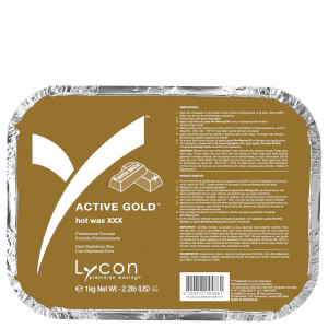 Lycon Active Gold Hot Wax 1kg