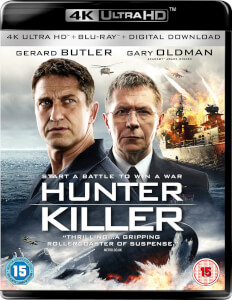 Hunter Killer - 4K UltraHD