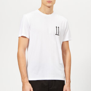 Folk Men's AB Ahead Only T-Shirt - White