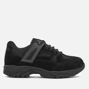 Maison Margiela Men's Security Trainers - Black