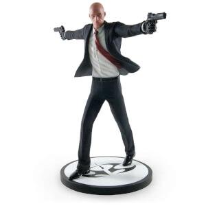"Hitman ""Agent 47"" PVC Statue 26cm"