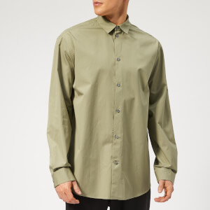 OAMC Men's Se Shirt - Light Pastel Green