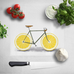 Citrus Lemon Chopping Board
