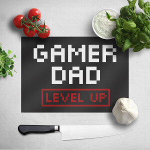 Gamer Dad Chopping Board
