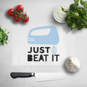 Just Beat It Chopping Board