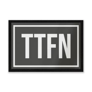 TTFN Entrance Mat