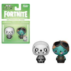 Fortnite - Skull Trooper und Ghoul Trooper 2-Pack Pint Size Heroes Figuren