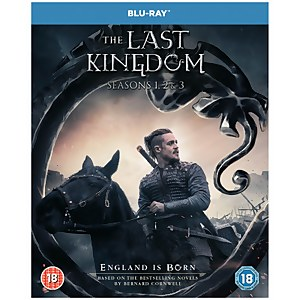 Last Kingdom Season 1-3