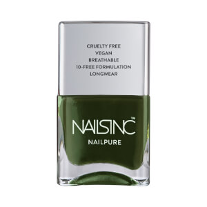 nails inc. Nailpure Fashion Fix - Want Not Need