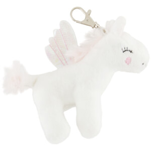 Sass & Belle Betty The Rainbow Unicorn Plush Bag Charm