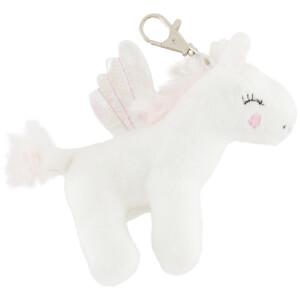 Sass & Belle Betty The Rainbow Unicorn Plush Bag Charm