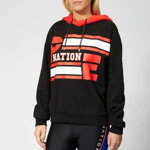 P.E Nation Women's Court Player Sweatshirt - Black