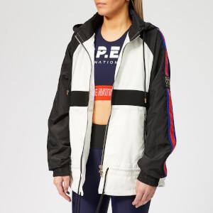 P.E Nation Women's Block Out Jacket - White/Black