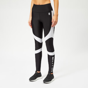 P.E Nation Women's Sweep Leggings - Black
