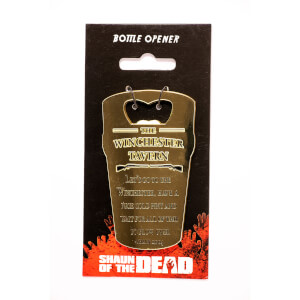 Shaun Of The Dead Premium Bottle Opener
