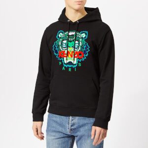 KENZO Men's Icon Overhead Hoodie - Black