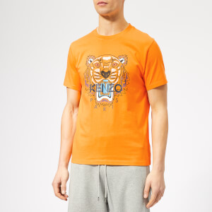 KENZO Men's Icon T-Shirt - Medium Orange