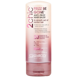 Bálsamo Antifrisado 2chic Frizz Be Gone da Giovanni 147 ml