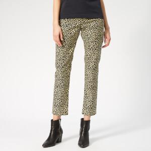 A.P.C. Women's Taille Jeans - Beige