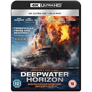 Deepwater Horizon - 4K Ultra HD