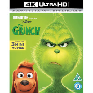 The Grinch - 4K Ultra HD (Includes Blu-ray)