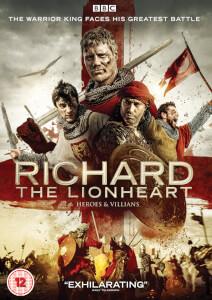 Richard The Lion Heat ( Heroes & Villains )