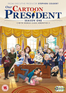 Our Cartoon President: Season 1