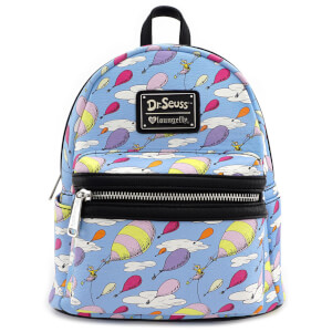 "Loungefly Mochila Dr. Seuss ""Oh The Places You'll Go!"""