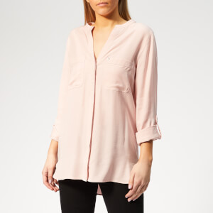 Barbour International Women's Dunsfold Shirt - Pale Rose