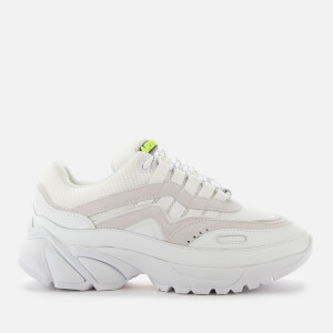 Axel Arigato Women's Demo Runner Style Trainers - White/Beige