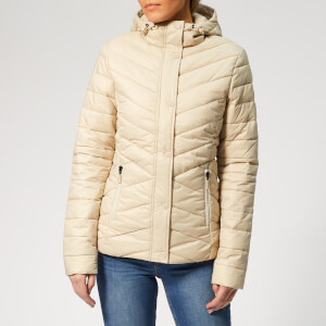 Barbour Women's Isobath Quilt Coat - Mist