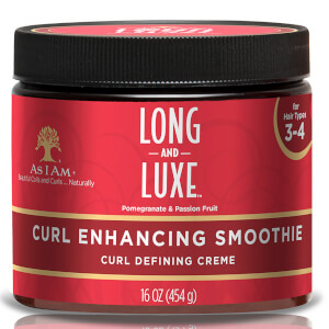 Smoothie de Melhoramento de Caracóis Long and Luxe da As I Am 454 g
