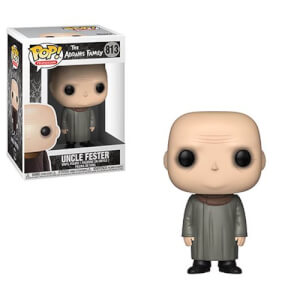 The Addams Family Uncle Fester Funko Pop! Vinyl