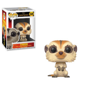 Figurine Pop! Timon - Le Roi Lion 2019 - Disney