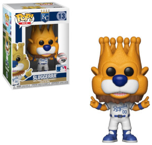 Figurine Pop! Sluggerrrr KC - MLB