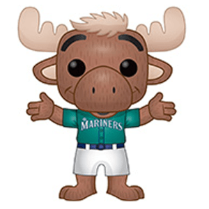 MLB Mariner Moose Pop! Vinyl Figure
