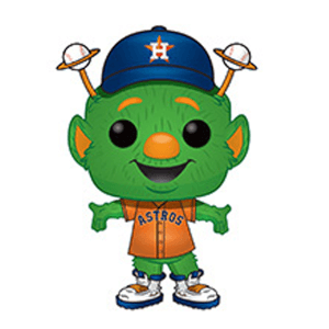 MLB Houston ORBIT Pop! Vinyl Figure