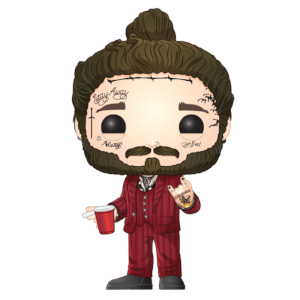 Figura Funko Pop! Rocks - Post Malone - Post Malone