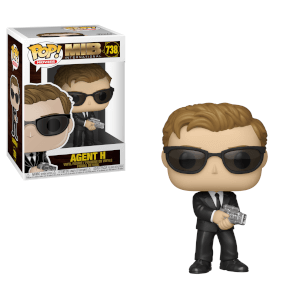 Men In Black International - Agente H Figura Pop! Vinyl