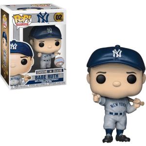 Figurine Pop! Babe Ruth - Baseball