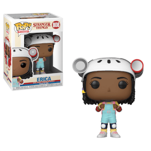 Stranger Things Erika Funko Pop! Vinyl