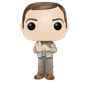 The Big Bang Theory - Sheldon Pop! Vinyl Figur