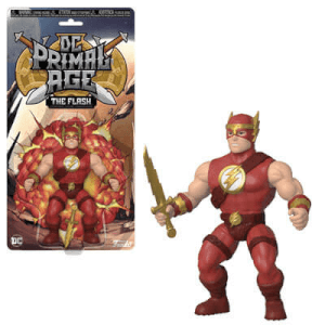 DC Primal Age - Flash LTF Action Figur