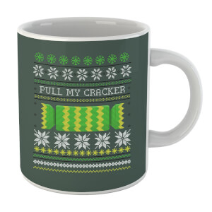 Pull My Cracker Mug