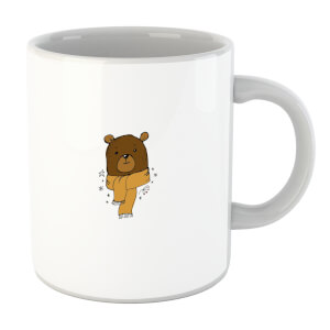 Christmas Bear Pocket Mug