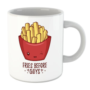 Fries Before Guys Mug