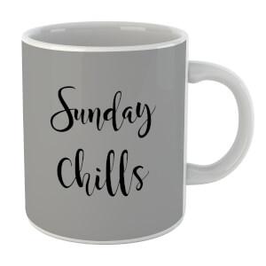 Sunday Chills Mug