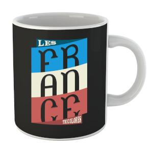 Les Tricolores Mug